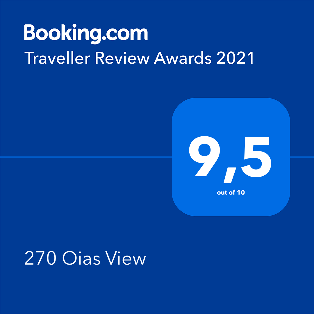 Travellers review award 2021